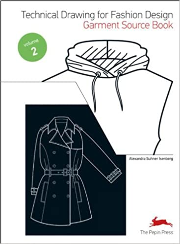 Fashion Books On Amazon Technical Drawing for Fashion