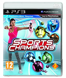 Sports Champions - Move Required (PS3)