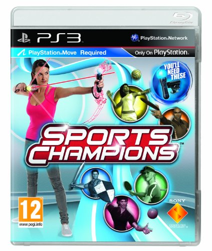 Sports Champions - Move Compatible (PS3)