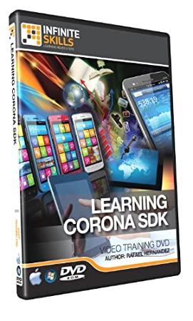Learning Corona SDK App Development - Training DVD - Tutorial Video
