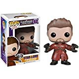 Funko POP Marvel: Guardians of The Galaxy Unmasked Star Lord Bobble Head Figure