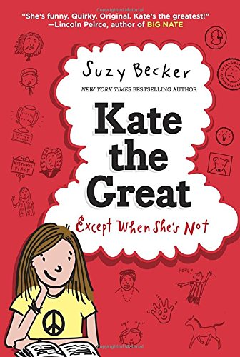 Kate the Great, Except When She's Not