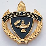STUDENT COUNCIL LAPEL PIN - PACK OF 10