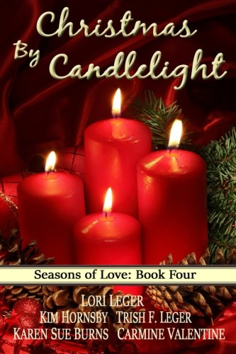 Christmas By Candlelight (Seasons Of Love: Book 4) Large Print