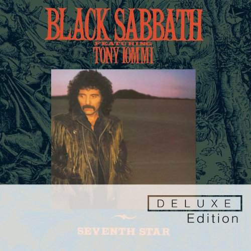 Black Sabbath - Seventh Star (2010, Sanctuary, Deluxe Edition, 2752472, CD1, Germany) - Zortam Music