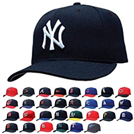 Outdoor Cap MLB-275-Y Major League Baseball™ Replica Youth Poly/Cotton Twill Cap
