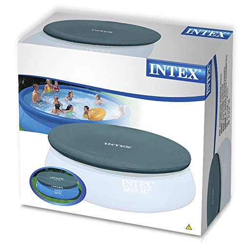 Mac due intex 28022 copripiscina easy 366 cm for Intex accessori