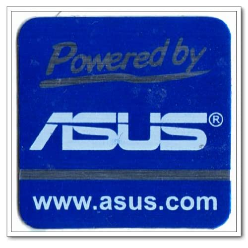 Powered by Asus Logo
