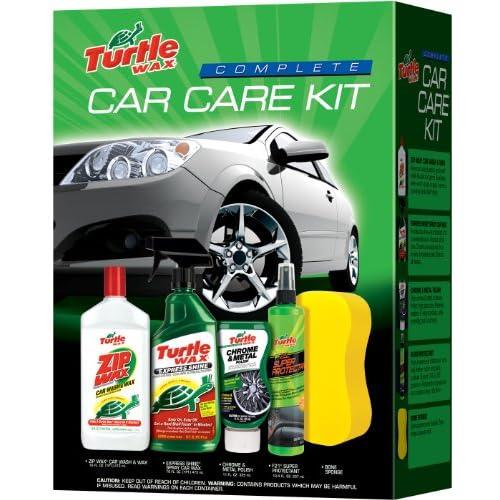Amazon.com: Turtle Wax T2012XU Complete Car Care Kit