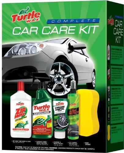 Turtle Wax T2012XU Complete Car Care Kit