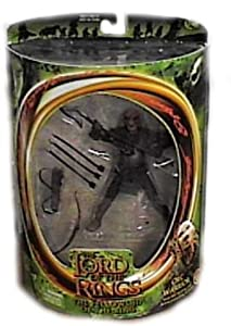 Lord of the Rings, The Fellowship of the Ring Orc Warrior Action Figure