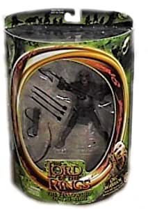 Lord of the Rings Lord of the Rings, The Fellowship of the Ring Orc Warrior Action Figure