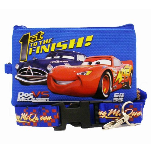 Officially Licensed Disney Pixar Cars Zipper