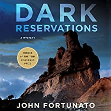 Dark Reservations: A Mystery (       UNABRIDGED) by John Fortunato Narrated by Peter Berkrot
