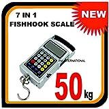 MULTIFUNCTION ELECTRON (DIGITAL) FISHHOOK SCALE -PIA INTERNATIONAL