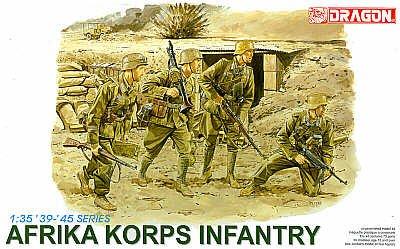 1/35 Afrika Korps Infantry - Buy 1/35 Afrika Korps Infantry - Purchase 1/35 Afrika Korps Infantry (Dragon Models USA, Toys & Games,Categories,Construction Blocks & Models,Construction & Models,Accessories)