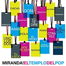 Amazon.com: El Templo del Pop [Explicit]: Miranda!: MP3 Downloads