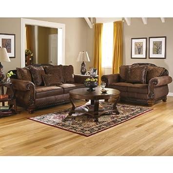 Truffle Sofa and Loveseat Set