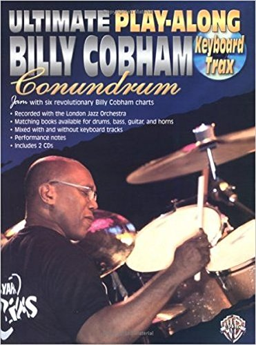 Ultimate Play-Along Keyboard Trax Billy Cobham Conundrum: Book & 2 CDs