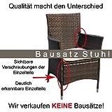 XXL-Rattan-Stuhl-bis-200-kg-belastbar-LUXUS-pur-Superbequeme-Edition-Serie-Extra-verstrkter-Alurahmen-aus-einem-Stck-kein-Bausatzsystem-Farbe-Natur