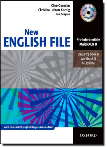New English File Pre Intermediate Teachers Book