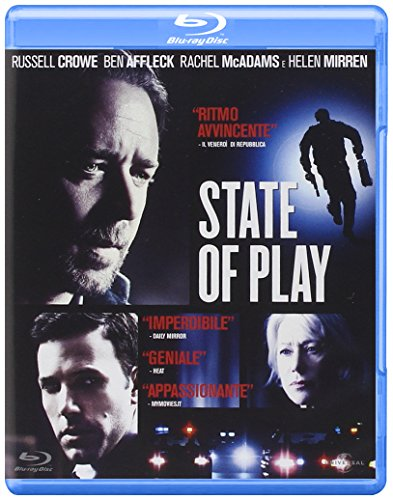 State of play [Blu-ray] [IT Import]