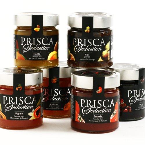 Portuguese Jam by Prisca - Papaya (8.8 ounce)