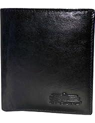 Arpera-Slim-Black-Ge... Leather-Mens-Wallet-...