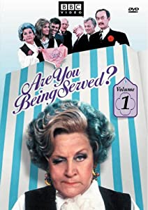 Are You Being Served?, Vol. 1 by BBC Home Entertainment