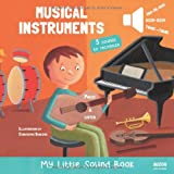 Musical Instruments (My Little Sound Books)