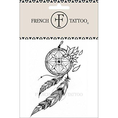 tatouage attrape reve. Black Bedroom Furniture Sets. Home Design Ideas