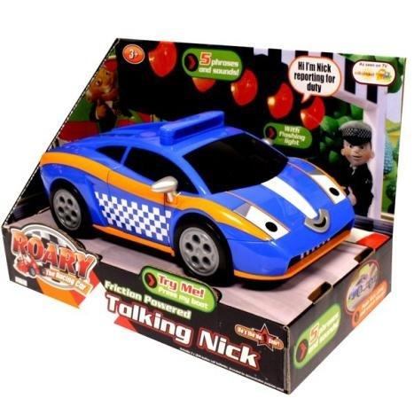 Talking Roary The Racing Car
