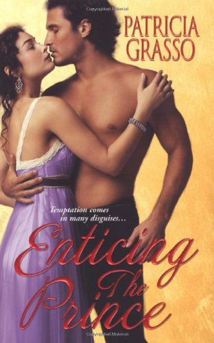 Image of Enticing The Prince (Kazanov Brothers Series)