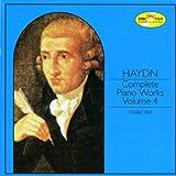 echange, troc Haydn, Akl - Complete Piano Works #4