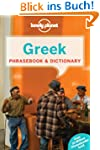 Lonely Planet Greek Phrasebook & Dict...