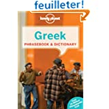 Greek Phrasebook 5ed - Anglais