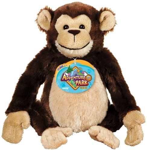 Webkinz Adventure Series - Chimpanzee