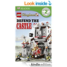 LEGO� Kingdoms Defend the Castle (DK Reader Level 2)