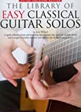 img - for Library of Easy Classical Guitar Solos book / textbook / text book