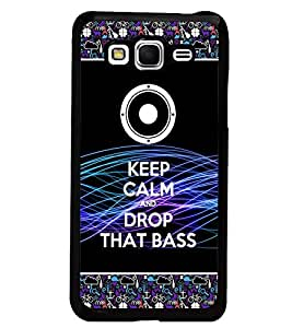 PrintDhaba Quote D-2522 Back Case Cover for SAMSUNG GALAXY GRAND PRIME (Multi-Coloured)