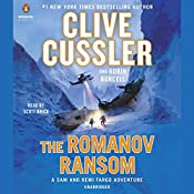 The Romanov Ransom: A Sam and Remi Fargo Adventure, Book 9 | Clive Cussler, Robin Burcell