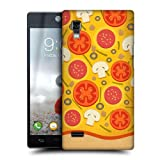 Head Case Combination Pizza Topping Patterns Case For Lg Optimus L9 P760 P768