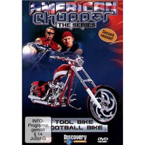 American Chopper the Series - Tool Bike and Football Bike [Import anglais] (Foot Chopper compare prices)