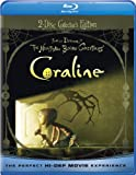 Coraline (Blu-ray + DVD + Digital Copy)