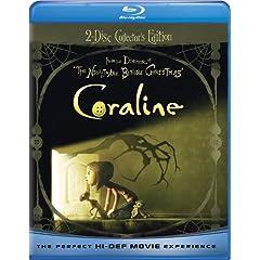 Coraline [Blu-ray] [Import]