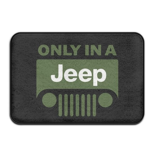 Only-In-A-Jeep-Funny-Humor-Doormat-And-Dog-Mat-40cm60cm-Non-slip-DoormatsSuitable-For-Indoor-Outdoor-Bathroom-Kitchen-Doormat-And-Pets
