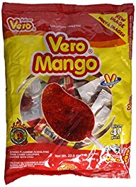 Vero Mango, Chili Covered Mango Flavo…