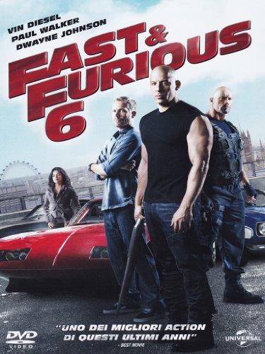 Fast & Furious 6 [Italian Edition]