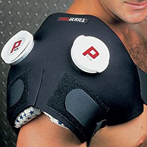 Proseries Double Shoulder Ice Pack System by Pro-series