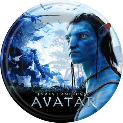 Avatar Dinner Plates Package of 8